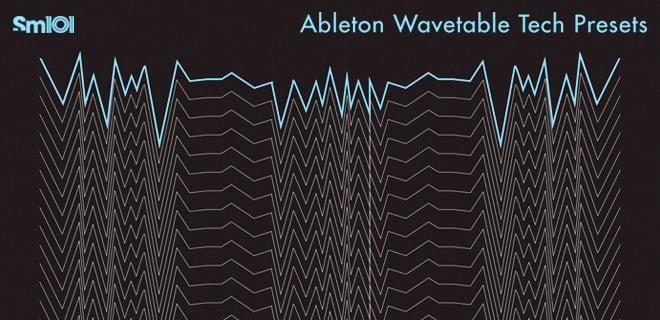 Sample Magic Ableton Wavetable Tech Presets
