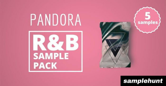 Samplehunt Pandora R&B Sample Pack