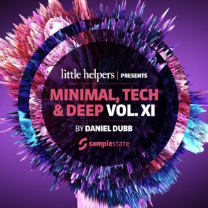 Samplestate Little Helpers Vol 11 Daniel Dubb