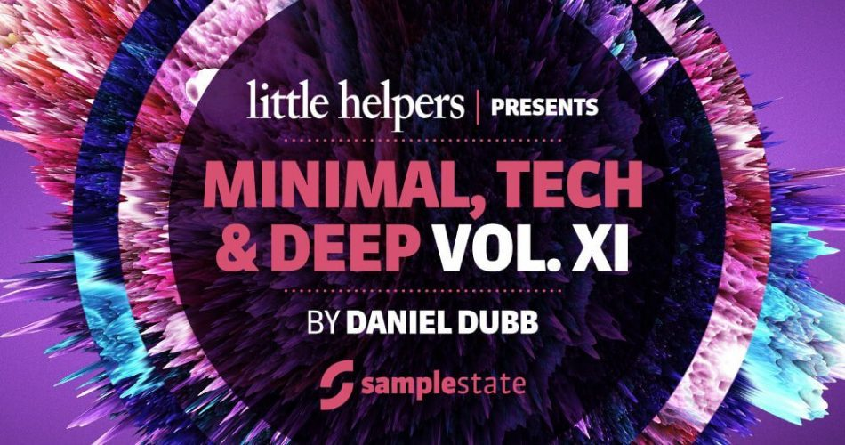 Samplestate Little Helpers Vol 11 Daniel Dubb