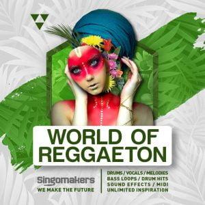 Singomakers World Of Reggaeton