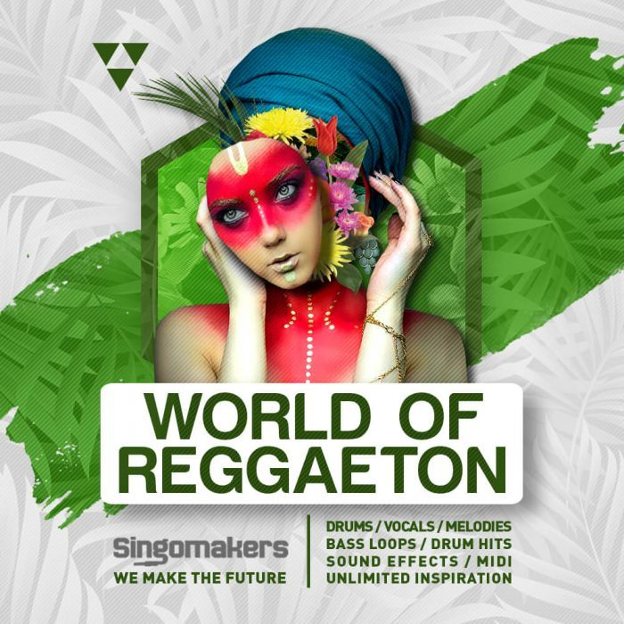 Singomakers World Of Reggaeton