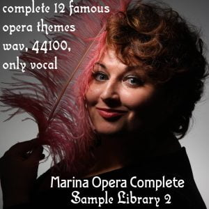 Softrave Marina Opera Complete Sample Library Vol 2