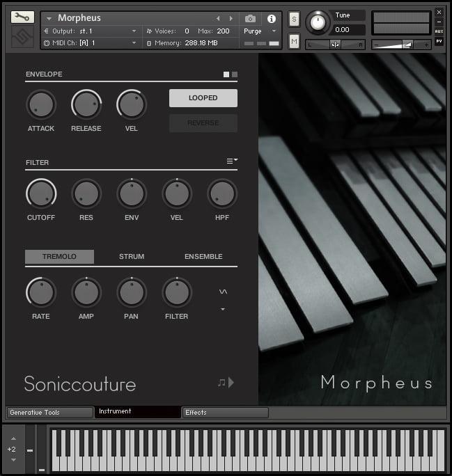 Soniccouture Morpheus v2