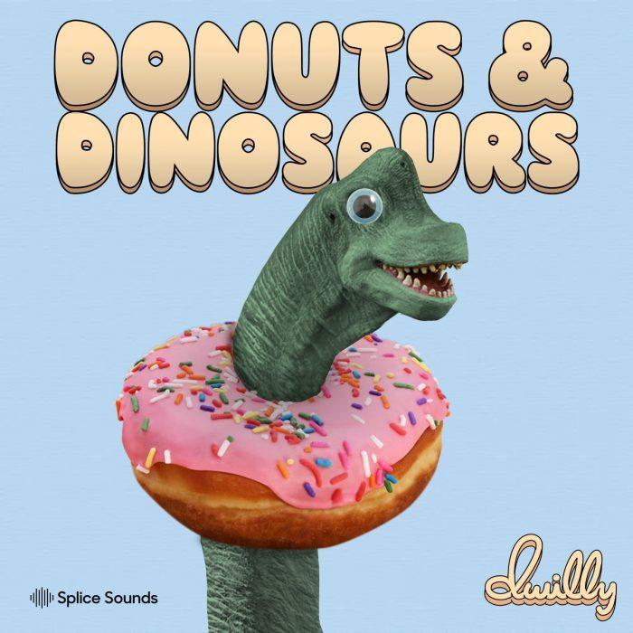 Splice Sounds Dwilly Donuts & Dinosaurs