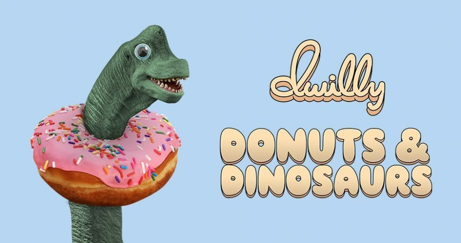 Splice Sounds Dwilly Donuts & Dinosaurs feat