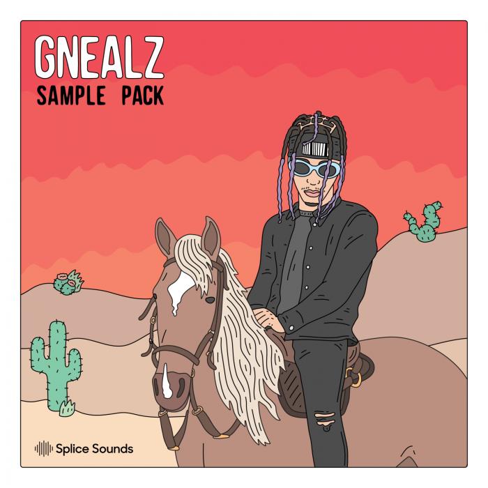 Splice Sounds Gnealz Sample Pack