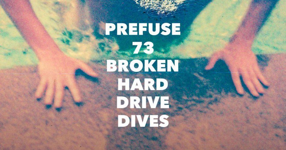 Splice Sounds Prefuse 73 Broken Hard Drive Dives