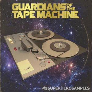 SuperHeroSamples Guardians Of The Tape Machines