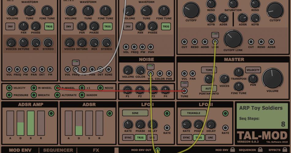 Togu Audio Line TAL Mod beta