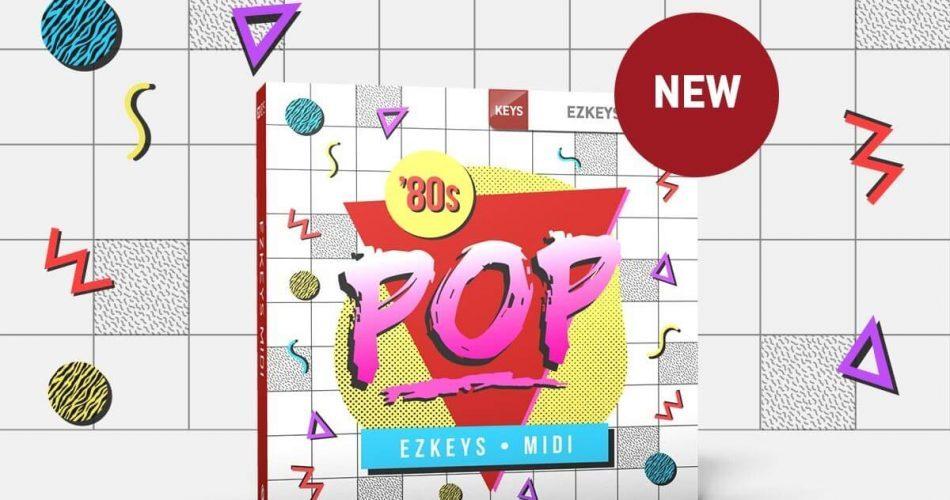 Toontrack 80s Pop EZkeys MIDI