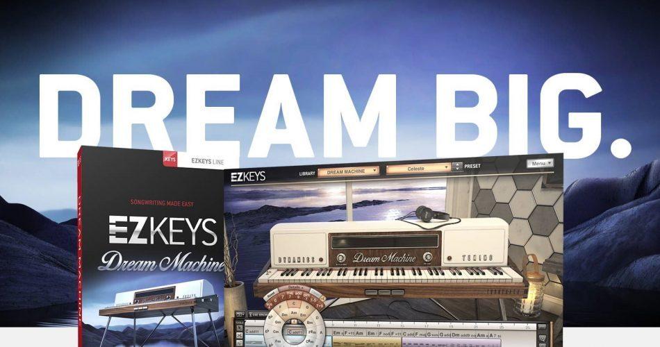 Toontrack EZkeys Dream Machine