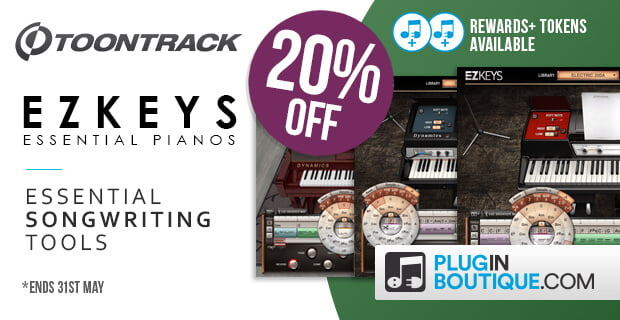 Toontrack Essential Pianos