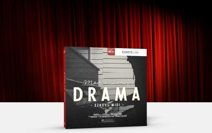Toontrack Movie Scenes Drama EZkeys MIDI
