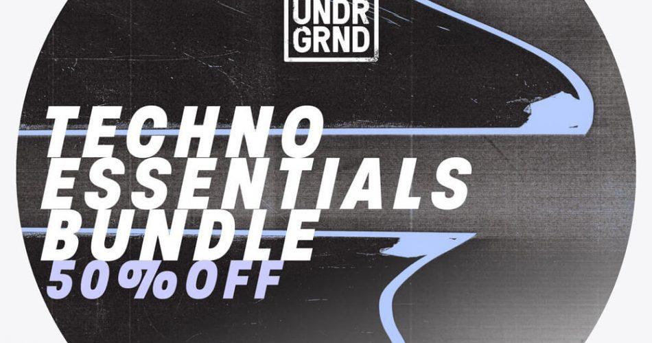 UNDRGRND Techno Essentials Bundle