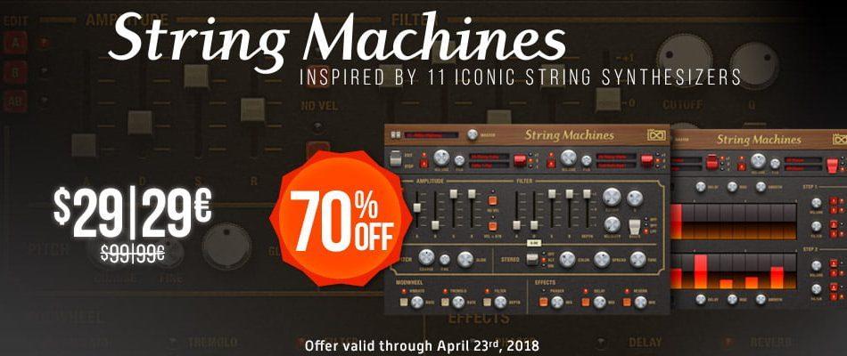 UVI String Machines 70 OFF