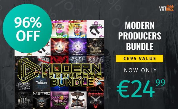 VST Buzz The Modern Producers Bundle