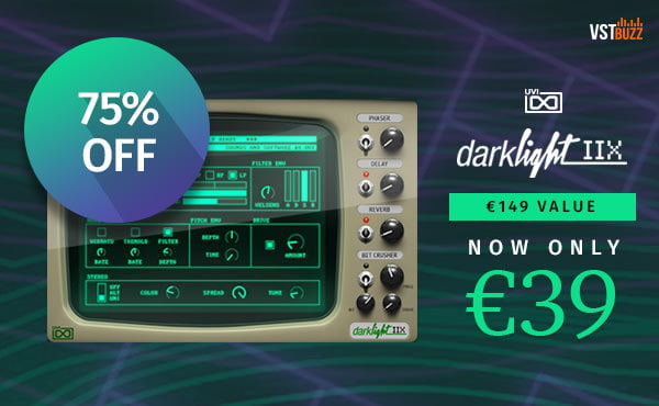 VST Buzz UVI Darklight IIx