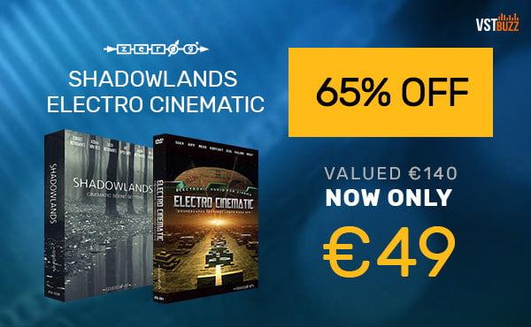 VST Buzz Zero G Electro Cinemitic & Shadowlands Bundle