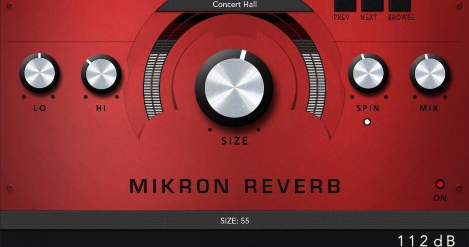 112dB Mikron Reverb
