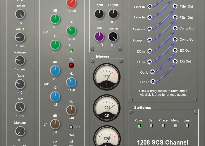 1208 Audio SCS Channel 0950 beta