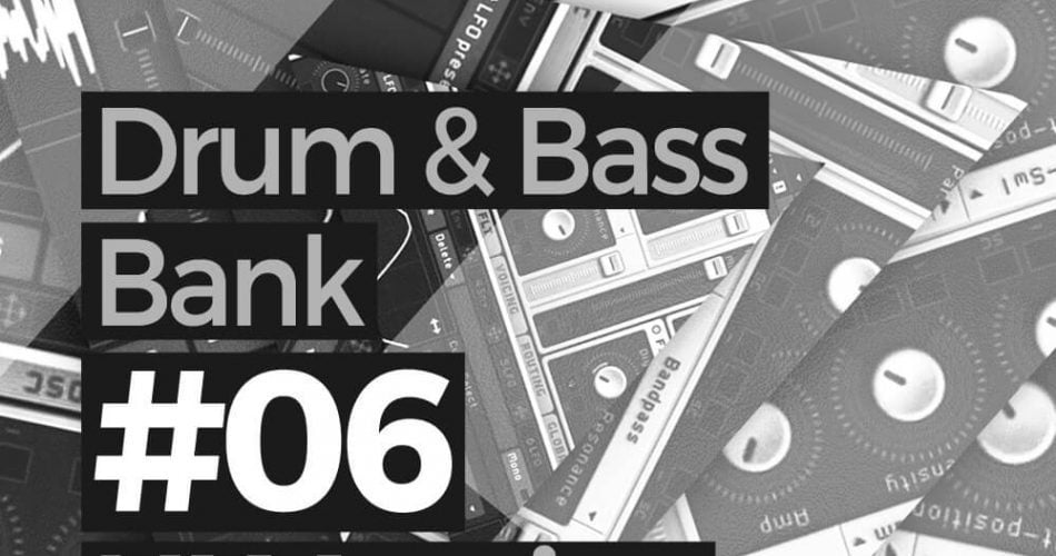 5Pin Media Drum & Bass Bank 06 for NI Massive