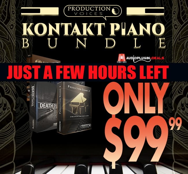 APD Kontakt Piano Bundle hours left