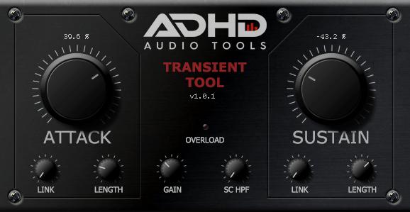 AdHd Transient Tool