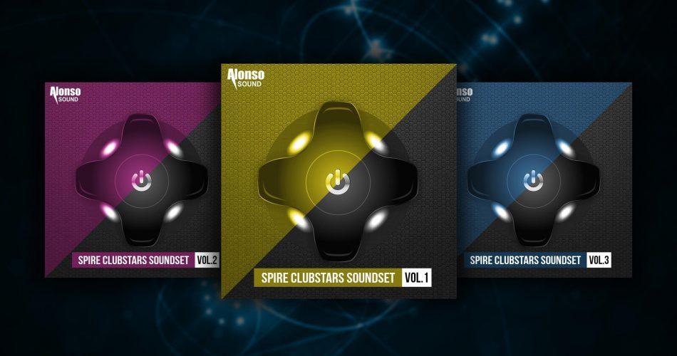 Alonso Sound Complete Spire Clubstars Soundset Trilogy