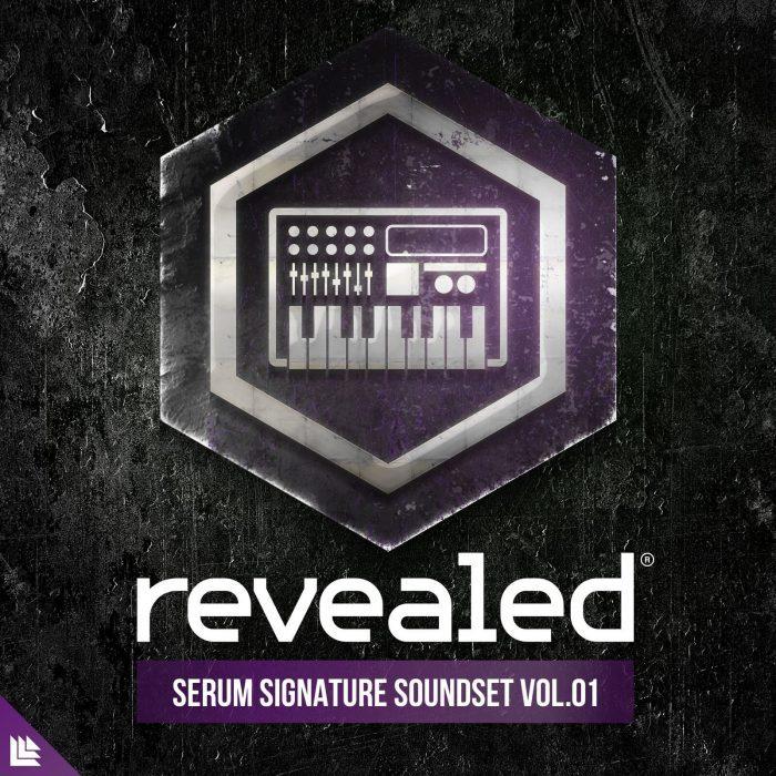 Alonso Sound Revealed Serum Signature Soundset Vol 1