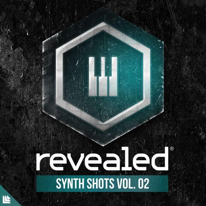 Alonso Sound Revealed Synth Shots Vol 2