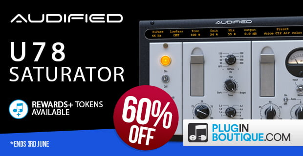 60% OFF Audified U78
