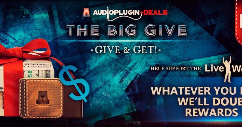Audio Plugin Deals Livewell Donation