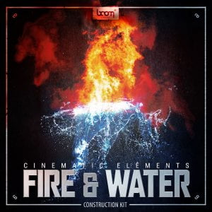 BOOM Library Cinematic Elements Fire and Water Construction Kit
