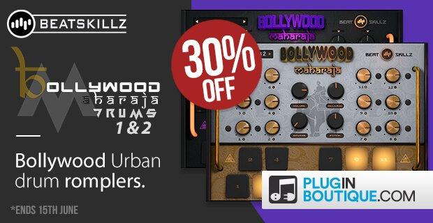 Beatskillz Bollywood Maharaja Drums Sale