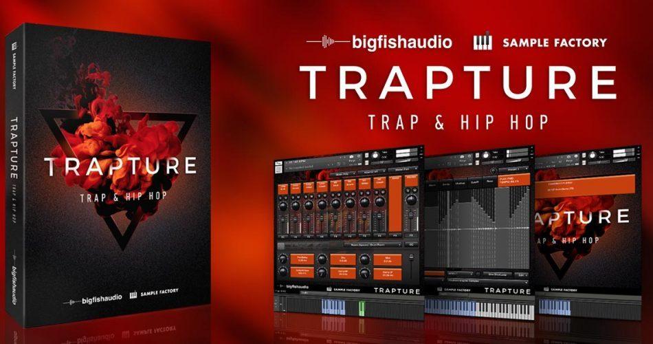 Big Fish Audio Trapture Trap & Hip Hop