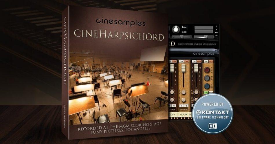 Cinesamples CineHarpsichord feat