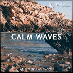 Cinetools Nature Ambiences Calm Waves