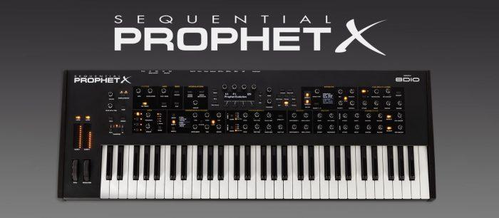 DSI Sequential Prophet X