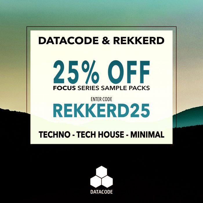 Datacode Rekkerd Promo