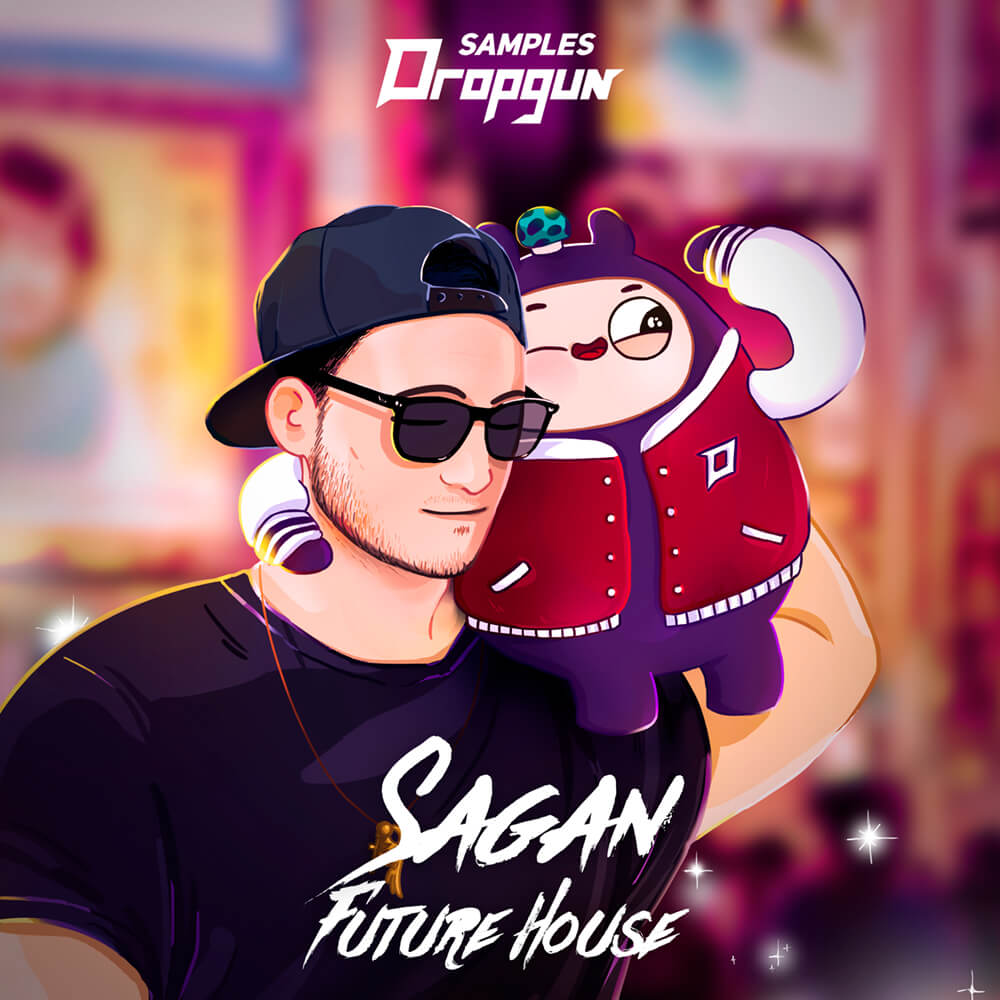 Dropgun Samples releases Sagan Future House sample pack