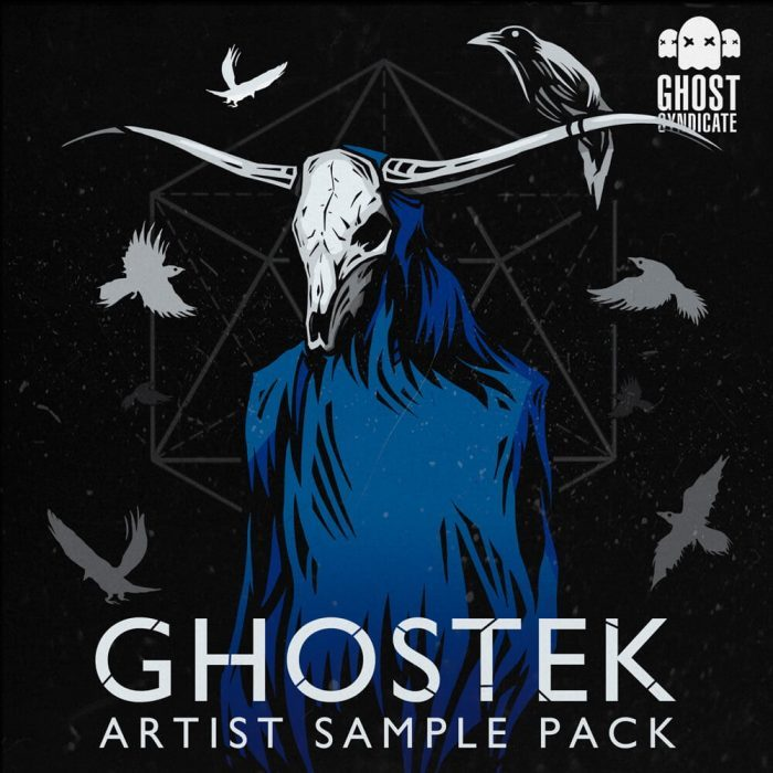 Ghost Syndicate Ghostek Artist Sample Pack