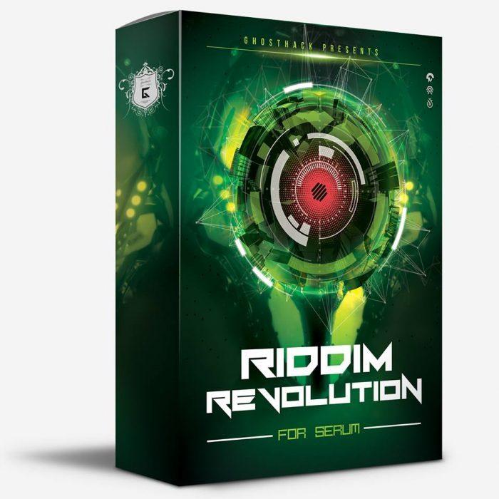 Ghosthack Riddim Revolution for Serum
