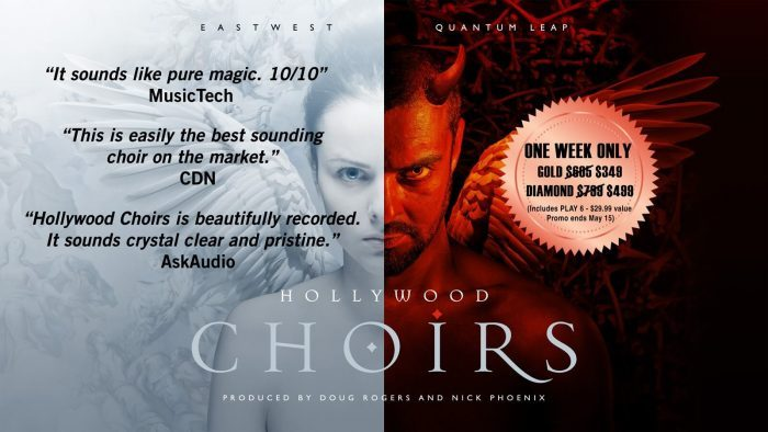 Hollywood Choirs sale