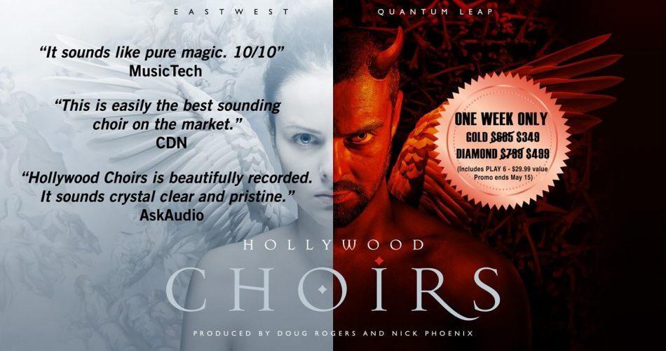Hollywood Choirs sale