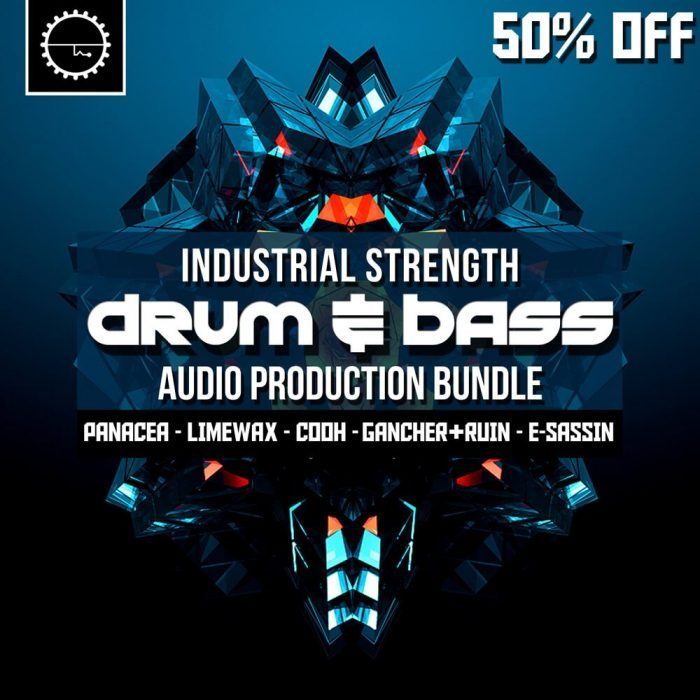 Industrial Strength Drum and Bass Bundle