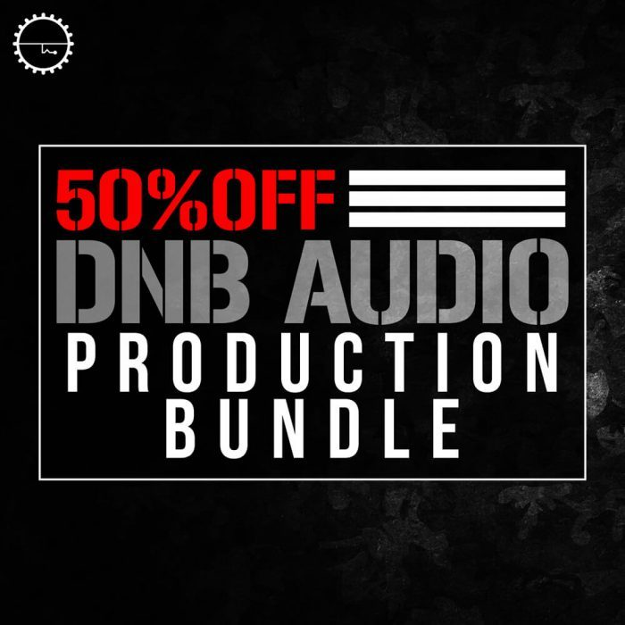 Industrial Strength Samples DNB Audio Production Bundle