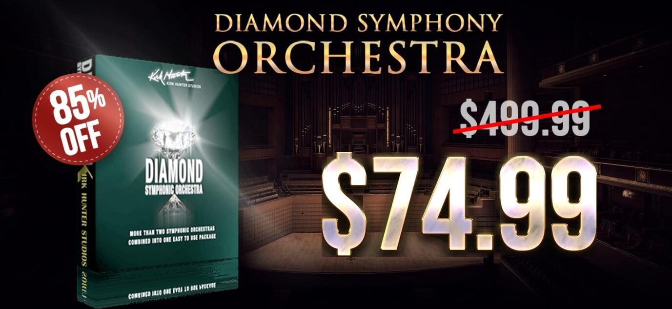 Kirk Hunter Studios Diamond Symphony Orchestra Sale