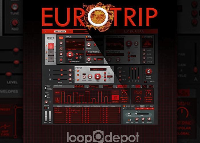 Loop Depot Eurotrip