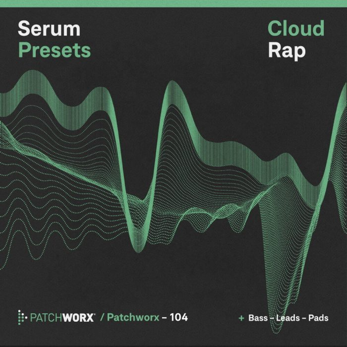 Loopmasters Patchworx Cloud Rap Serum Presets